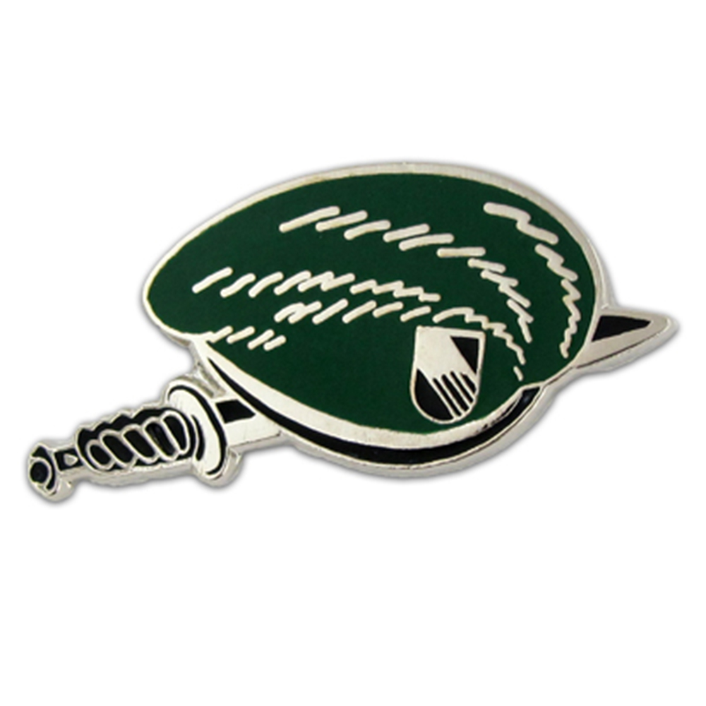 U.S. Army SPEC Green Beret BNET Pin - Military Lapel Pin