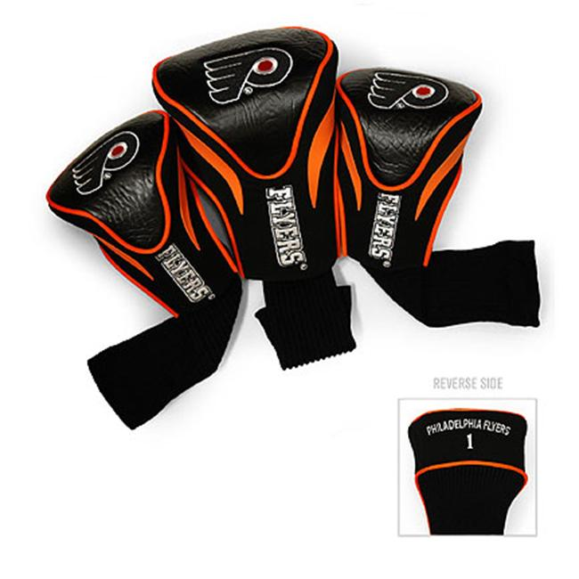 Team Golf 15094 Philadelphia Flyers 3 Contour Sock Headcovers