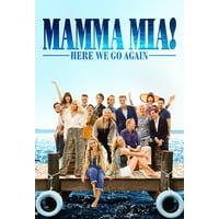 Mamma Mia!: Here We Go Again (DVD)