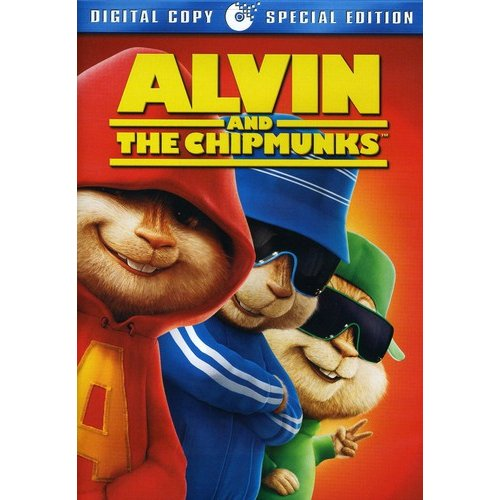 Alvin And The Chipmunks (Widescreen)