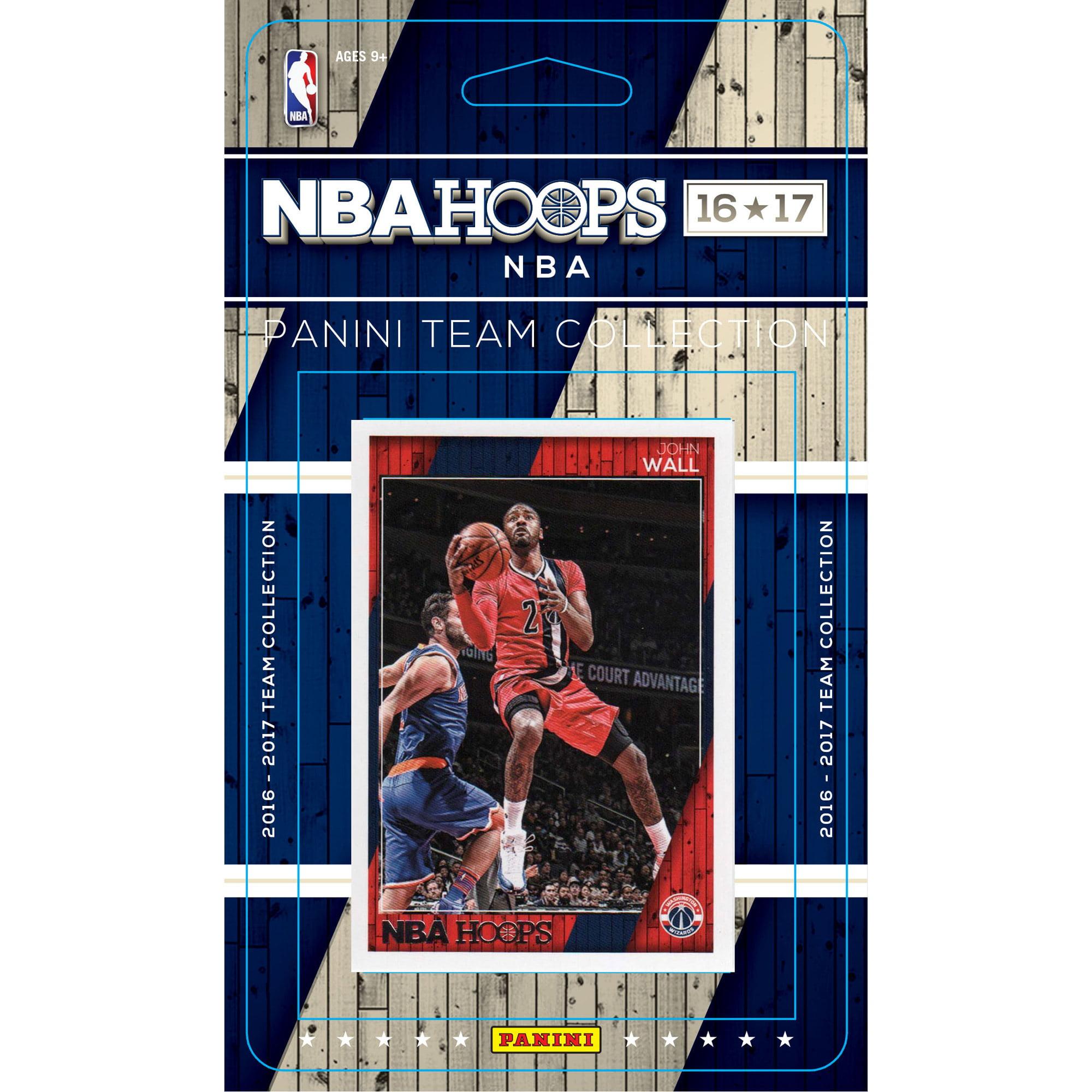 Washington Wizards 2016-17 Team Card Set - No Size