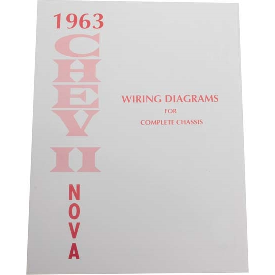 Jim Osborn Mp0102 1963 Chevy Ii  Nova Wiring Diagrams