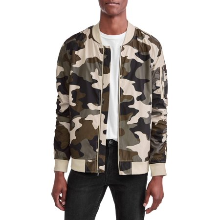 Jackson Men's Camo Bomber Jacket (Michael Jackson Thriller Jacket For Sale)