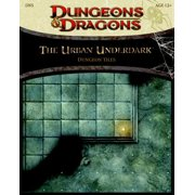 The Urban Underdark - Dungeon Tiles (Dungeons & Dragons)