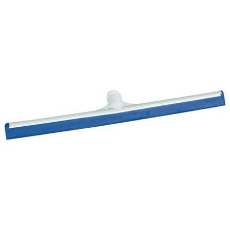 "Carlisle Sparta, Spectrum, Flex-Tip  Polypropylene, Foam Rubber Head Floor Squeegee Blue, 20"" Length | 1/Each"