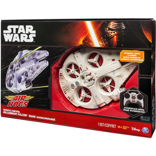 Air Hogs Star Wars Ultimate Millenium Falcon Quad