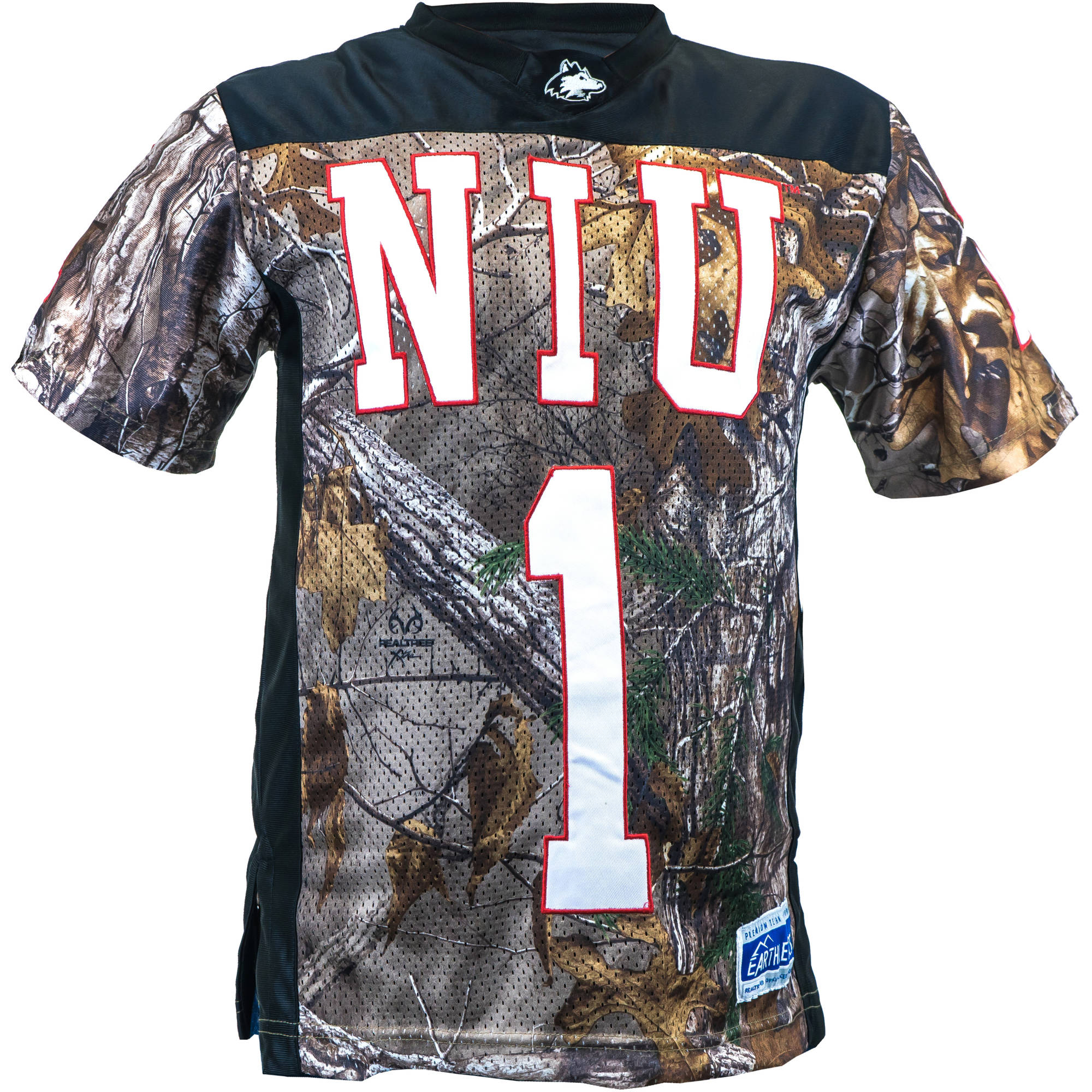 NCAA Northern Illinois Men's Realtree Game Day Jersey
