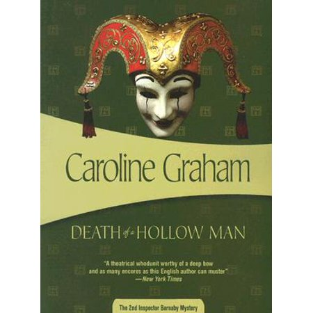 Chief Inspector Barnaby Mysteries (Paperback): Death of a Hollow Man: Inspector Barnaby #2 (The Turn The Hollows Begins With Death)