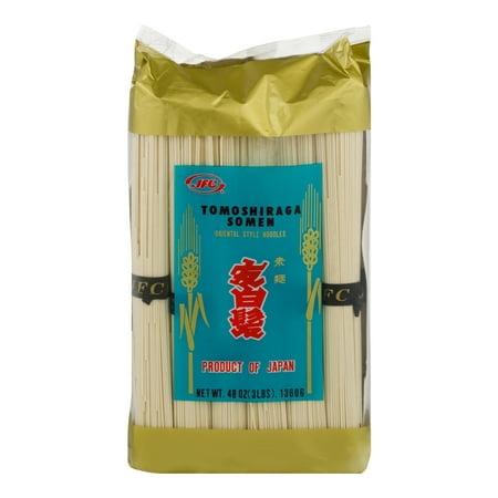 Japanfood Oriental Style Somen Noodles, 3 lb](Oriental Noodles)