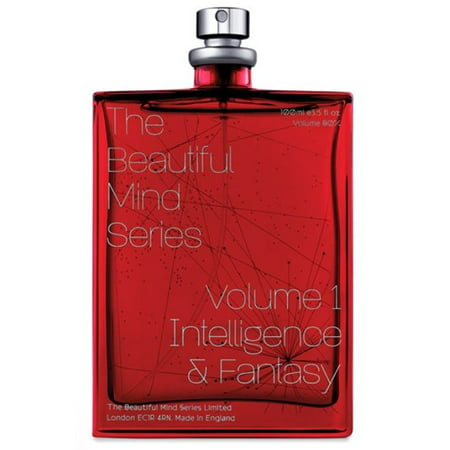 Escentric Molecules Volume 1 Intelligence & Fantasy Eau de Toilette Spray For Unisex 3.5 (Molecule Ball)