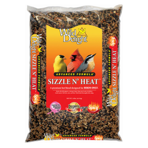 D & D COMMODITIES LTD 372140 14LB SizzHeat Bird Food by D & D COMMODITIES LTD