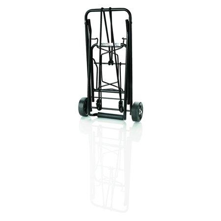by Conair Folding Multi-Use Cart, Black, Steel By Travel (Conair Travel Smart Ts33hdcr Flat Folding Cart)