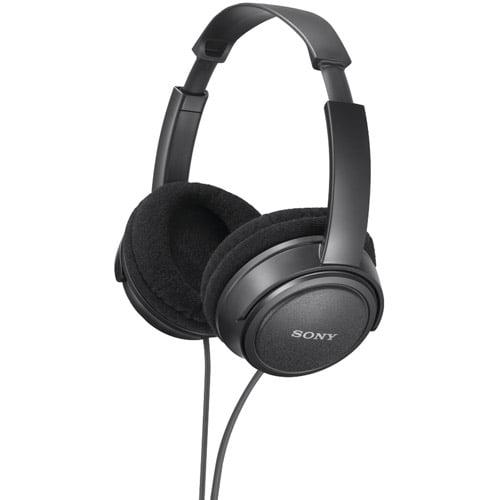 Sony MDRMA100 MA Series Stereo Headphones, Black