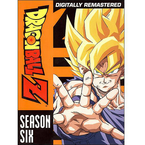 DRAGON BALL Z-SEASON 6 (DVD)