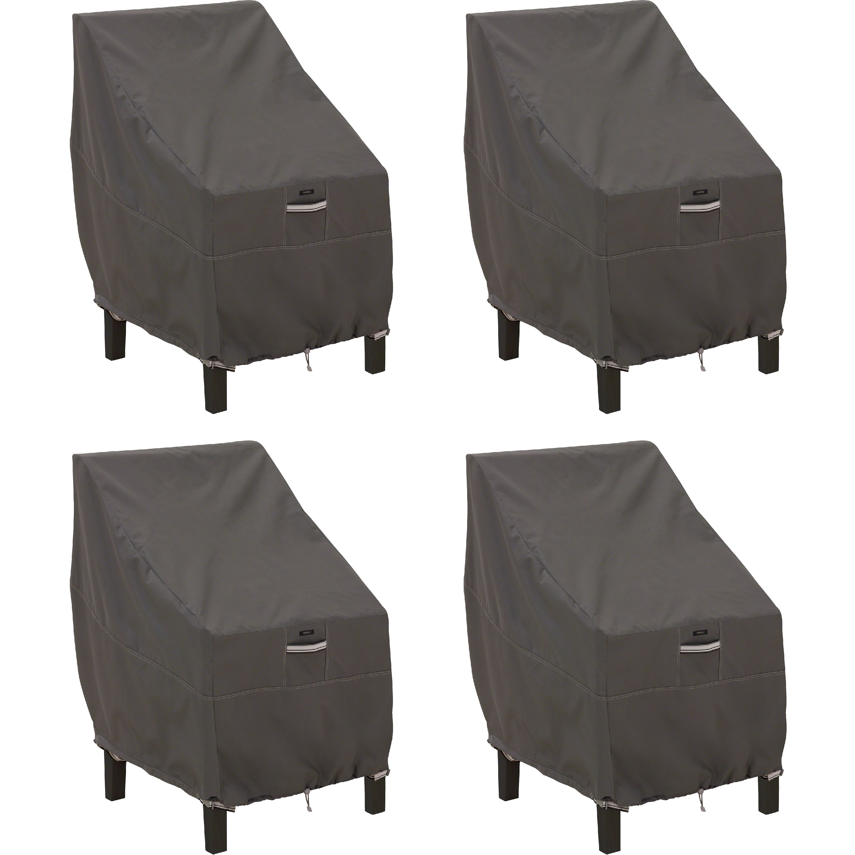 classic accessories ravenna chair furniture storage cover for hampton bay belleville cspring patio chairs - Hampton Bay Outdoor Furniture