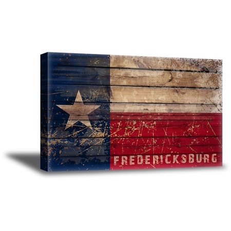 Awkward Styles Fredericksburg TX Flag The Texas Hill Country Texas Flag Canvas Dining Living Room Decor Ideas Gillespie County Printed Decor Souvenirs Ready to Hang Pictures American