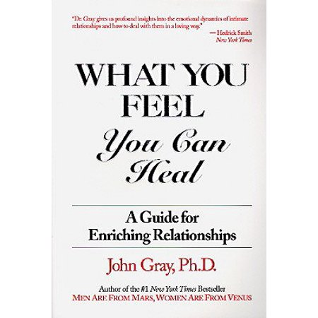 What You Feel, You Can Heal : A Guide for Enriching