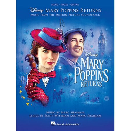 Mary Poppins Returns: Music from the Motion Picture Soundtrack (Paperback)