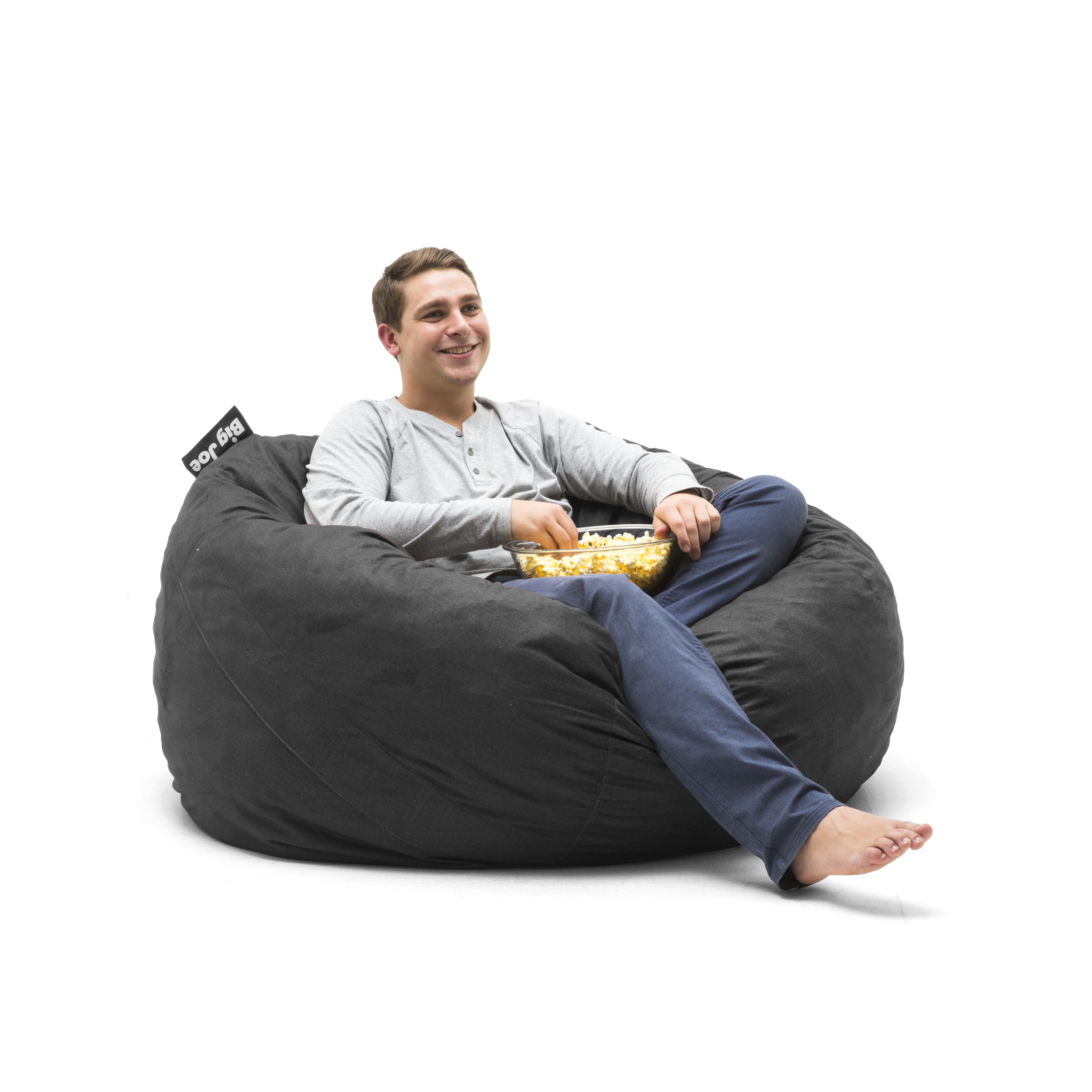 Big Joe Large 4 Fuf Bean Bag Chair Multiple Colors