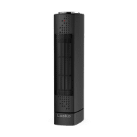 Lasko Ultra Slim Electric Tower Heater, Black