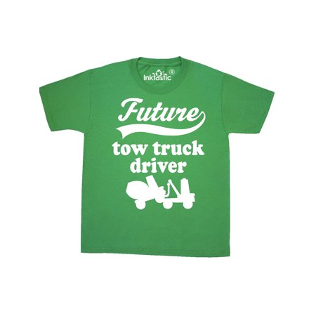 Future Tow Truck Driver Childs Gift Youth T-Shirt