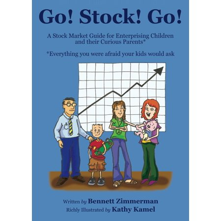 Go! Stock! Go! A Stock Market Guide for Enterprising Children and their Curious Parents* - eBook (Exchange 2010 Enterprise)