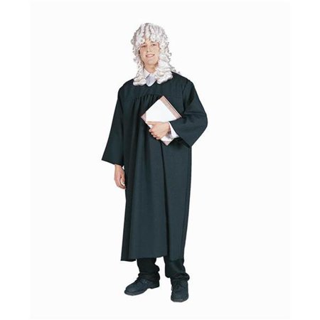 Judge Costume - Size Adult Standard](Judge Smails Costume)