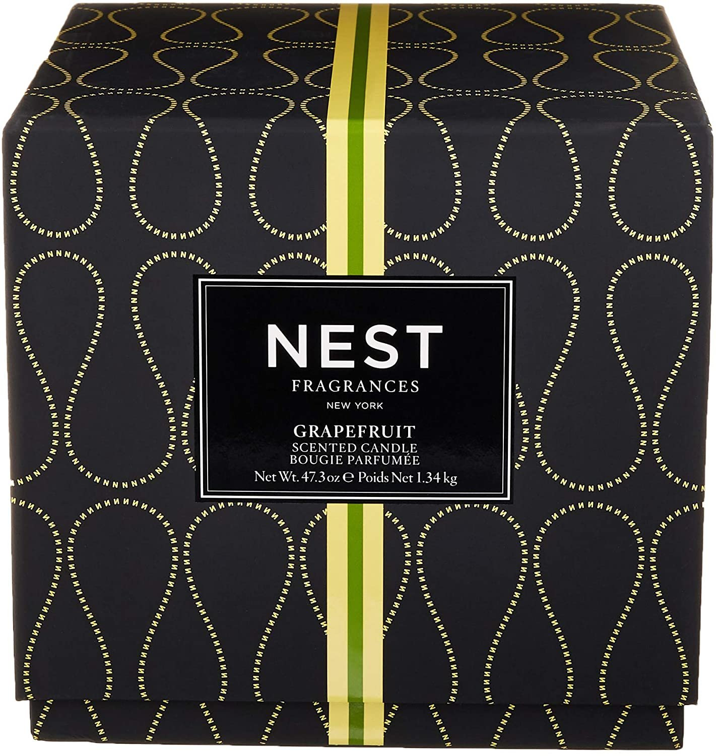 Nest Fragrances 3-Wick Candle 21.2 oz Bamboo