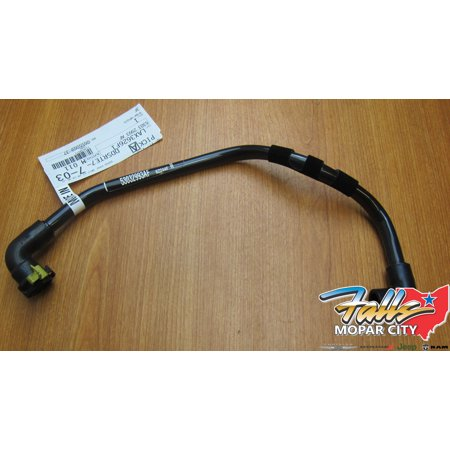 2007-2012 Dodge Jeep PCV Crankcase Ventilation Hose 3.7L Engines Only Mopar (Ventilation Accessories)