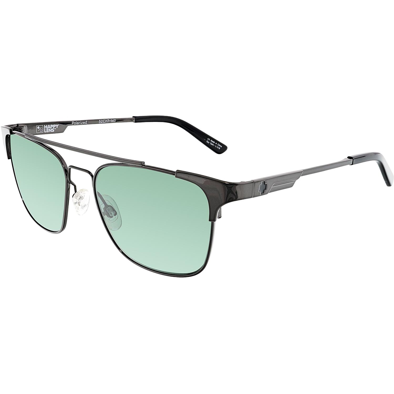 Spy Polarized Westport 673363311864 Black Aviator Sunglasses