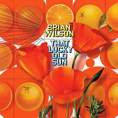 Brian Wilson   That Lucky Old Sun  Cd