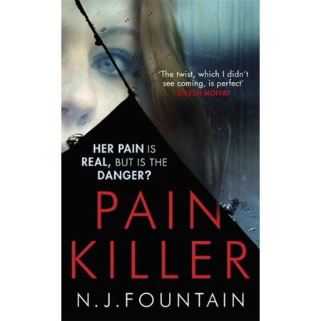 Painkiller: Her pain is real ... but is the danger?