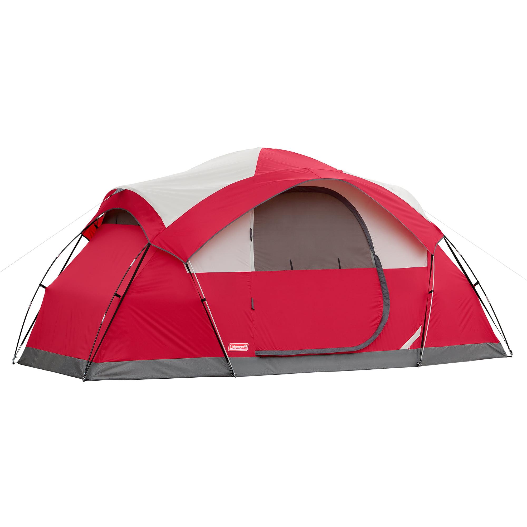Coleman Cimmaron 8-Person Modified Dome Tent by COLEMAN
