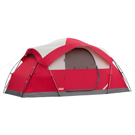Backcountry Tent (Coleman Cimmaron 8-Person Modified Dome Tent )