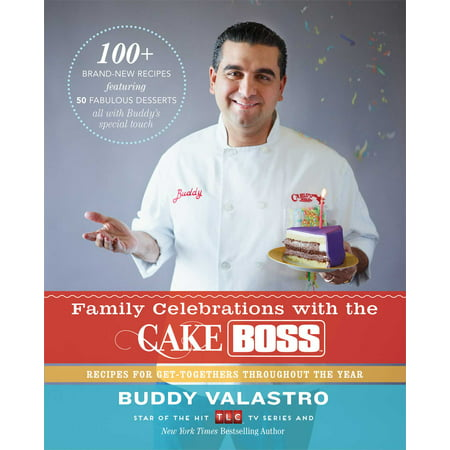 Family Celebrations with the Cake Boss : Recipes for Get-Togethers Throughout the Year - Halloween Layer Cake Recipes