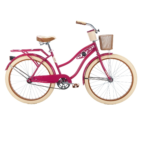 Huffy Bicycles 26'' Ladies' Fairview Cruiser Bicycle - Pink