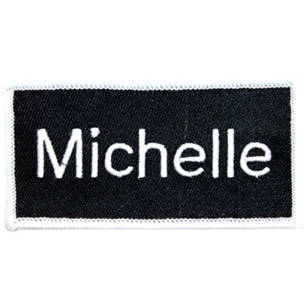 Michelle Name Tag 3 1/2