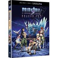 Fairy Tail : Dragon Cry (Blu-ray + DVD + Digital HD)