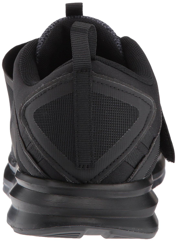 PUMA Men's Enzo Strap Knit Sneaker