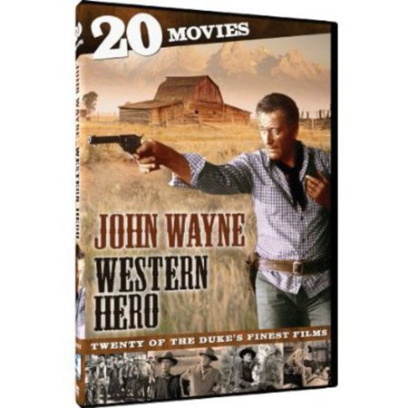 John Wayne: Western Hero - 20 Movie Collection (DVD)