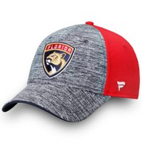 Florida Panthers Fanatics Branded Made2Move Speed Flex Hat - Heather Navy
