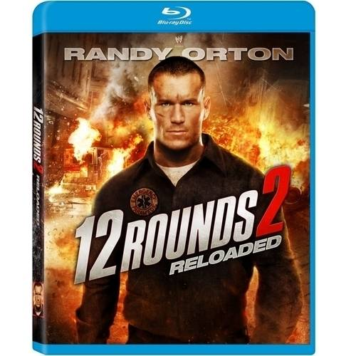 Image of 12 Rounds 2: Reloaded (Blu-ray + Digital HD) (Widescreen)