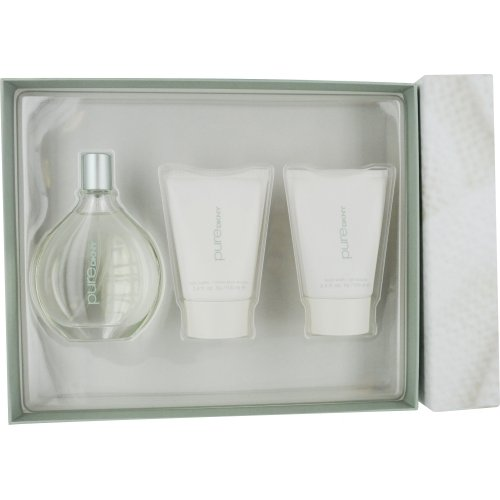 Pure Dkny Verbena 1196081 Scent Spray 3.4 Oz and Body Butter 3.4 Oz and Body Wash 3.4 Oz By Pure Dkn