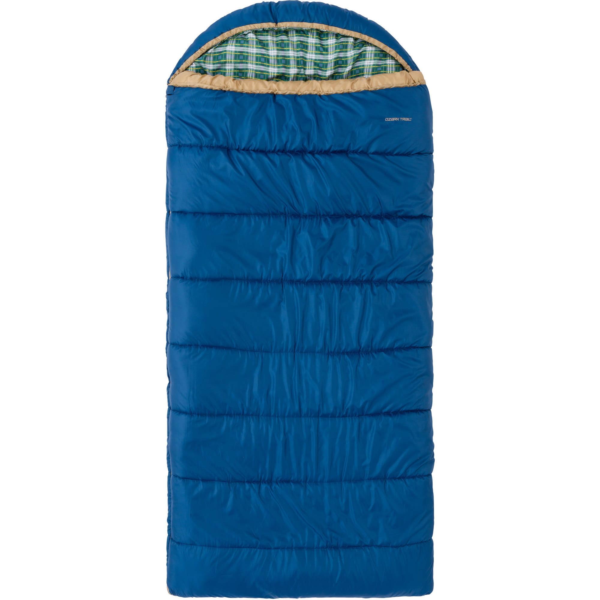 Ozark Trail ENV Zero Extra-Large Sleeping Bag, Blue