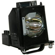 Mitsubishi WD60737 Projection TV Assembly with Original Osram P-VIP Bulb Inside