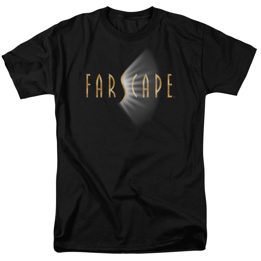 Farscape Logo Mens Short Sleeve Shirt