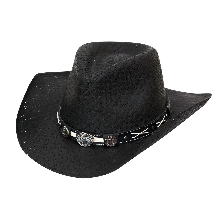 JACK DANIEL'S Straw Cowboy Hat