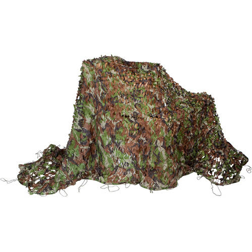 Modern Warrior Camouflage Hunting and Net, 13' x 5' foot by ROADHOUSE