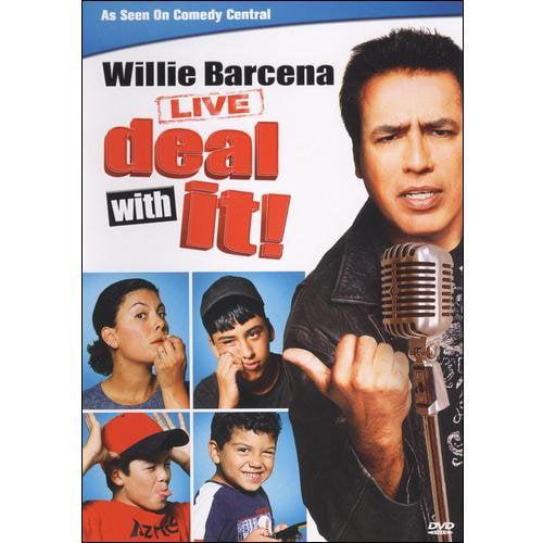 Willie Barcena: Deal With It (Salient Media)