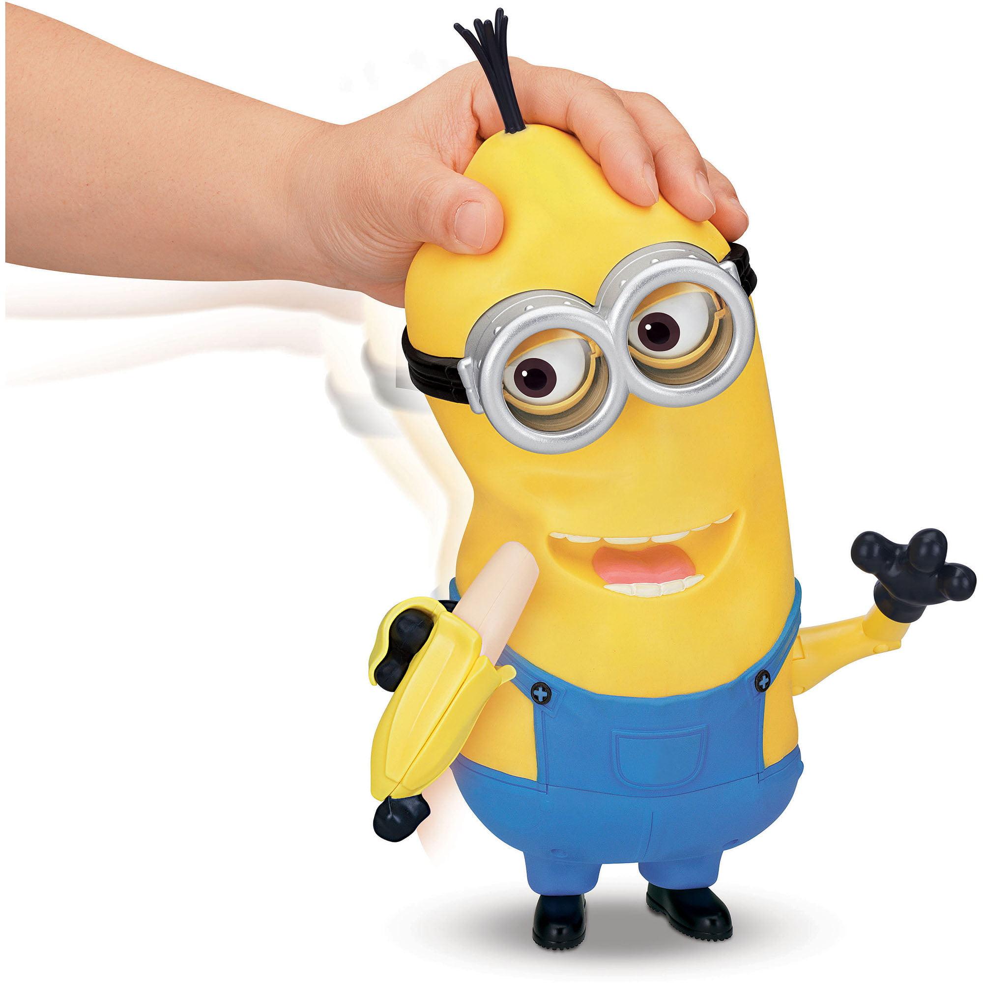 Minion Kevin Banana Eating Action Figure   Walmart.com